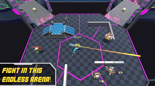 Télécharger Mechs Rumble Blitz APK MOD (Astuce) screenshots 2