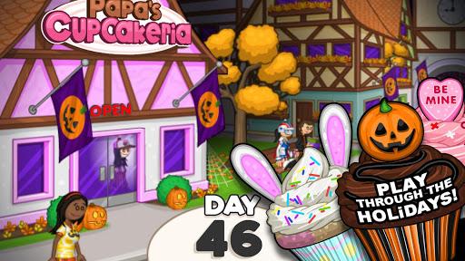 Papa's Cupcakeria To Go!  screenshots 5