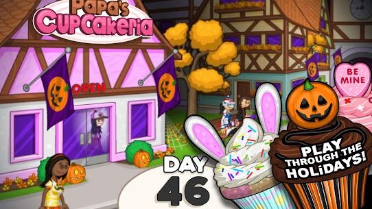 Papa's Cupcakeria 5