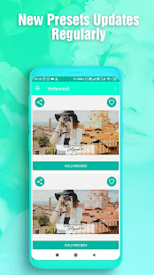 Presets For Lightroom   Lr Mobile Presets 2.1.0 Screenshots 8