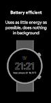 screenshot of Pixel Minimal Watch Face - Watch Faces for WearOS