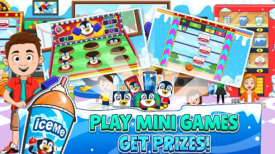 My Town: Fun Amusement Park Game for Kids - Free  Screenshots 8