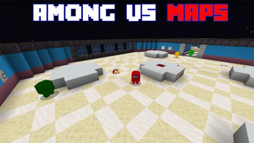 Maps Among us for Minecraft screenshots 2