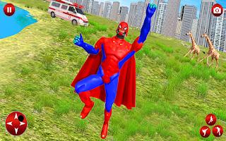 Police Speed Hero Superhero Rescue Mission