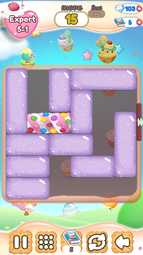 Unblock Candy android2mod screenshots 3