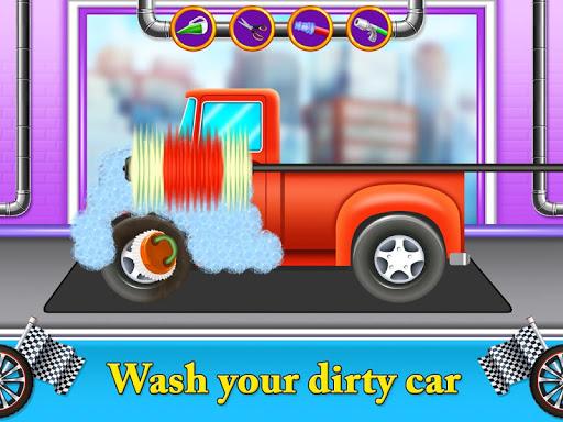 free car wash games screenshot 3