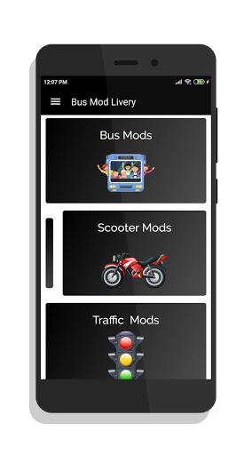 Bus Mod Livery apkpoly screenshots 2
