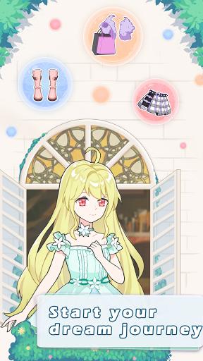 Vlinder Princess2uff1adoll dress up games,style avatar  screenshots 2