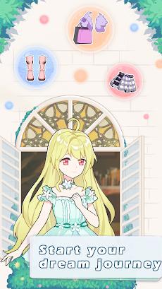 Vlinder Princess2:人形の着せ替えゲーム,きせかえゲーム無料のおすすめ画像2