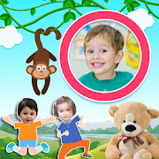 Kids Photo frames-Funny Animations