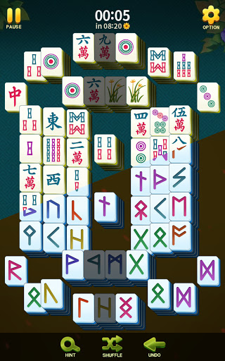 Mahjong Blossom Solitaire 1.0.5 screenshots 11
