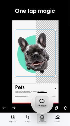 FocoDesign: Graphic Design, Video Collage, Logo android2mod screenshots 4