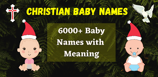 Christian Baby Names & Meaning apktram screenshots 1