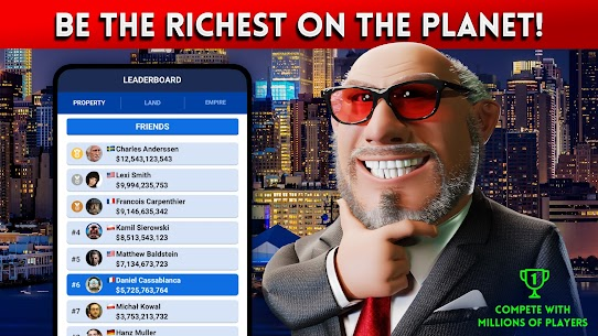 LANDLORD Tycoon Business Simulator Investing Game 3.3.0 Apk 4