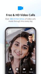 imo видео разговори и съобщения Снимка на екрана