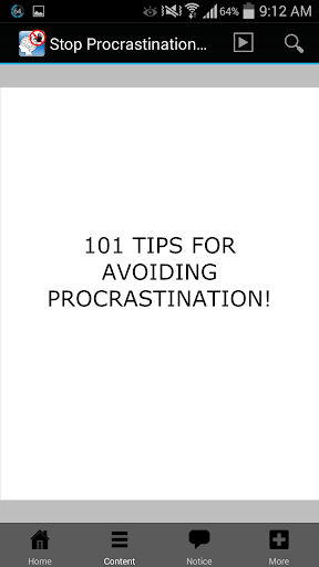 Stop Procrastination Hypnosis For PC Windows (7, 8, 10, 10X) & Mac Computer Image Number- 8