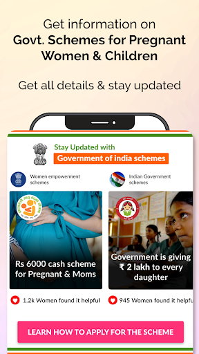 Indian Pregnancy, Parenting & Baby Products App android2mod screenshots 7