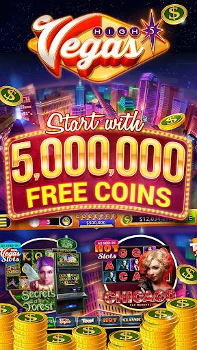 high 5 vegas: play free casino slot games for fun screenshot 1