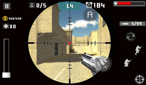 Gun Shot Fire War 1.2.7 Screenshots 15