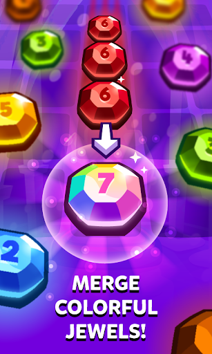 Bubbu Jewels - Merge Puzzle screenshots 7
