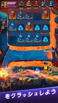 ランダムクラッシュ: 魔法  戦略 ゲーム (Random Clash) タワーディフェンスのおすすめ画像1