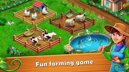Code Triche Farm Fest: Meilleur jeu & simulateur de ferme  APK MOD (Astuce)width=