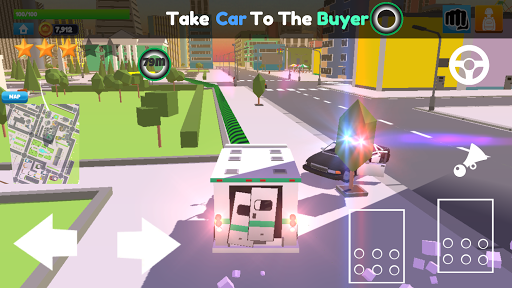 Rage City - Open World Driving And Shooting Game Apkfinish screenshots 12