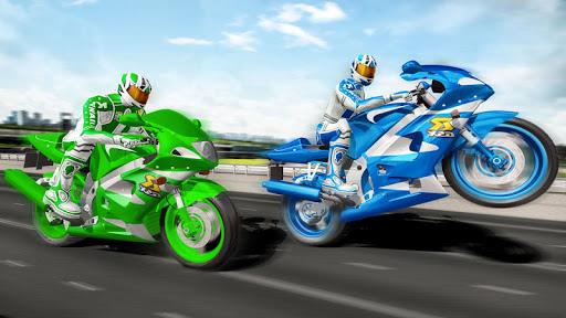 Real Bike Racing: Turbo Bike Racer Traffic Rider 1.6 screenshots 1