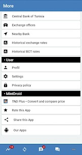 TND Currency • Exchange For Pc – Free Download For Windows 7, 8, 10 Or Mac Os X 2