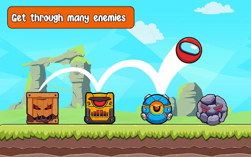 Roller Ball X : Bounce Ball Hero 1.5 screenshots 14