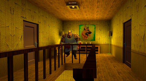 Mr. Dog: Scary Story of Son. Horror Game  screenshots 17