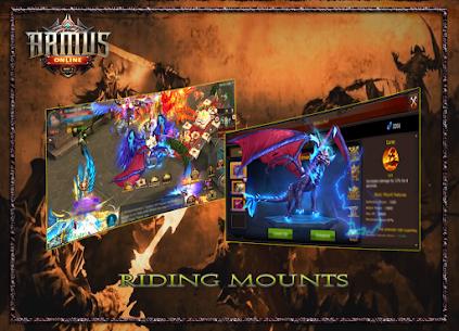 Armus Online – MMORPG 2