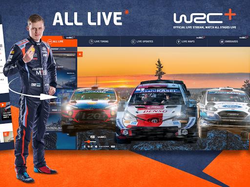 WRC u2013 The Official App apktram screenshots 8