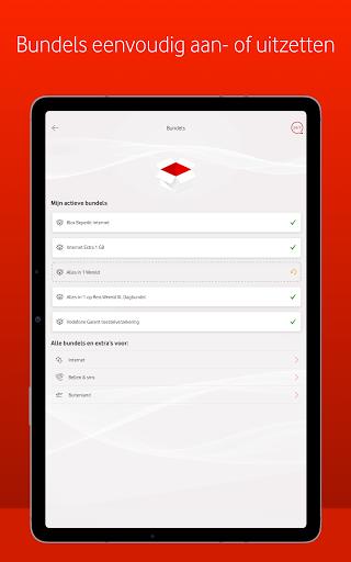 My Vodafone  screenshots 10
