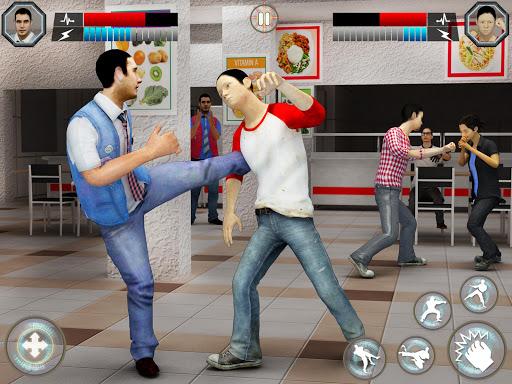 High School Bully Gangster: Karate Fighting Games 1.1.3 screenshots 6