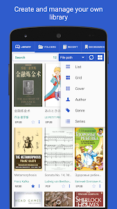 Librera PRO - eBook and PDF Reader (no Ads!) 8.3.137 (Paid) (x86_64)