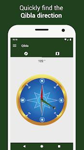 Prayer times: Qibla & Azan 2.4.2 Screenshots 4