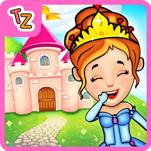 Baixar 👸 My Princess Town - Doll House Games for Kids 👑 para Android
