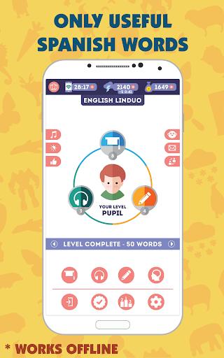 Spanish for Beginners: LinDuo HD 5.18.4 screenshots 2