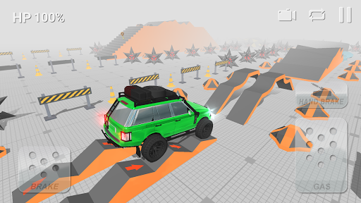 Test Driver: Offroad Driving Simulator screenshots 1