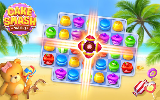Cake Smash Mania - Swap and Match 3 Puzzle Game 3.0.5050 screenshots 15