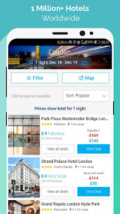 Hotel Deals - Booking online