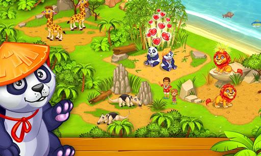 Farm Island: Hay Bay City Paradise screenshots 12