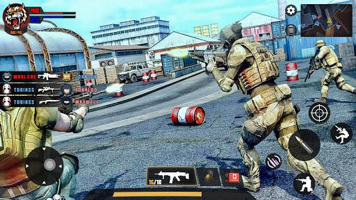 Black Ops SWAT - Offline Action Games 2021 1.0.5 screenshots 5