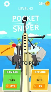 Pocket Sniper! Screenshot