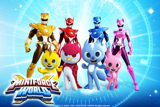 Miniforce World APK MOD Download 1