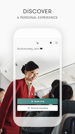 Cathay Pacific 8.7.0 Screenshots 3