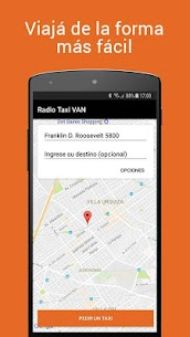 Radio Taxi Van 1.3.8 Mod APK (Unlock All) 2