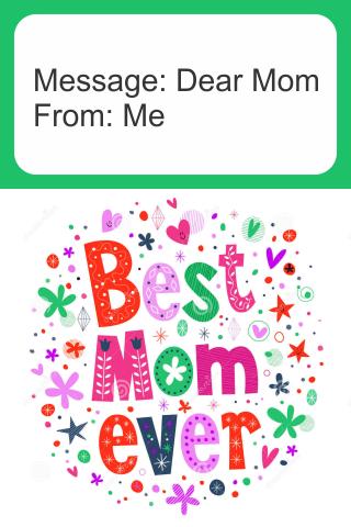 card for mom screenshot 1