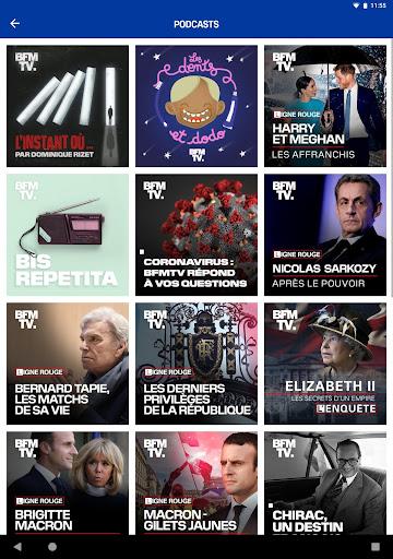 BFMTV - Actualitu00e9s France et monde & alertes info 7.2.0 Screenshots 13
